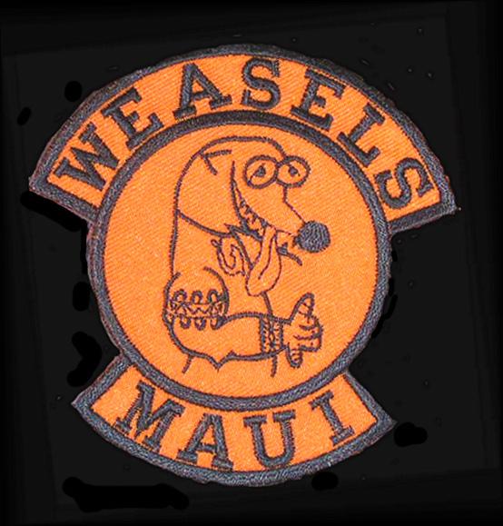 Maui, HI Weasels