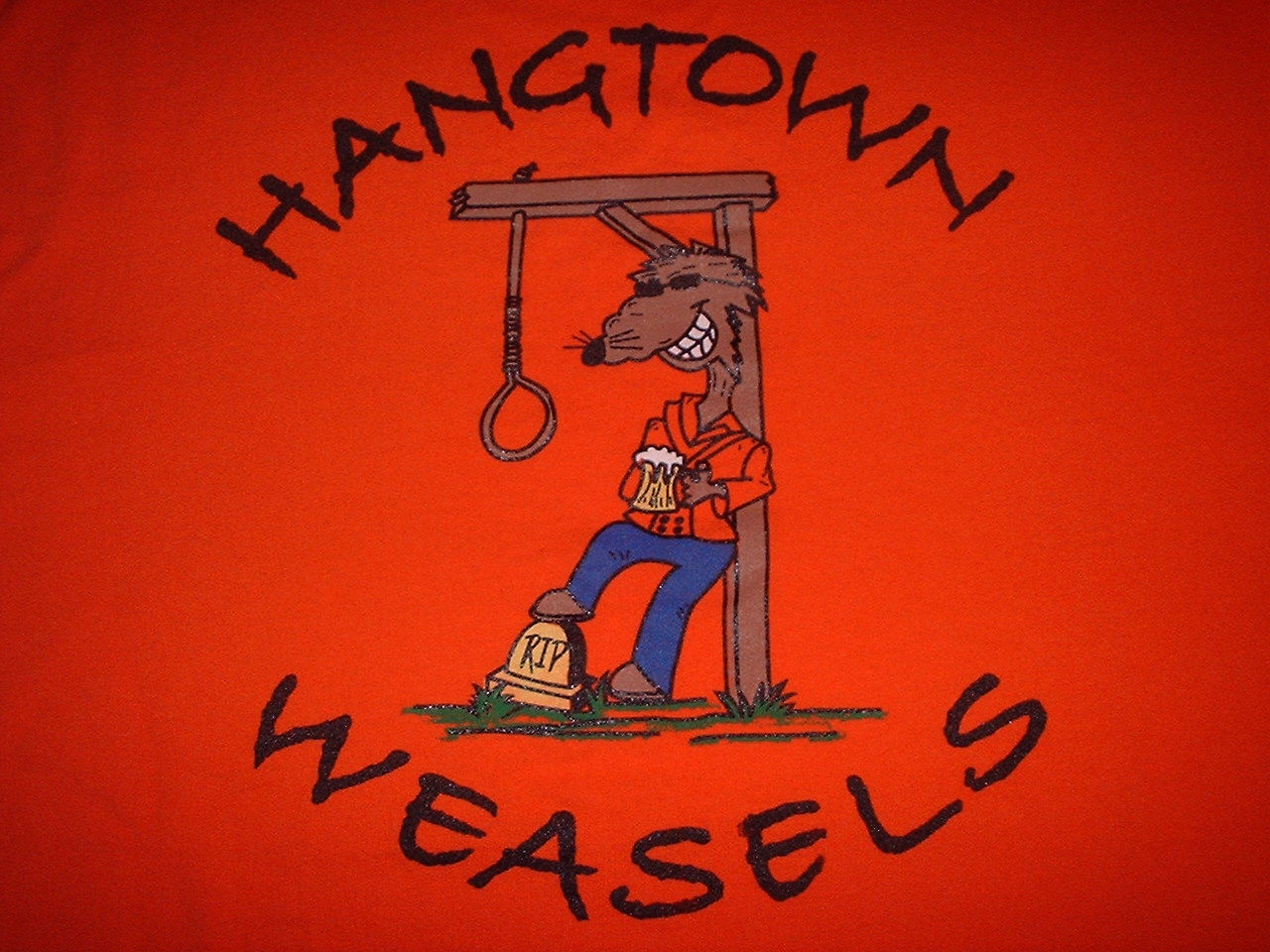 Hangtown, CA Weasels